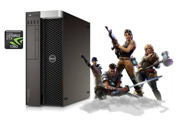 Работна станция Dell Precision T5810 с Nvidia GeForce GTX 1060 3GB/ E5-1620v3/ 16GB/ 250GB SSD