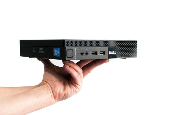 Настолен компютър Dell OptiPlex 9020 Micro i5-4590T/ 8GB/ 500GB HDD