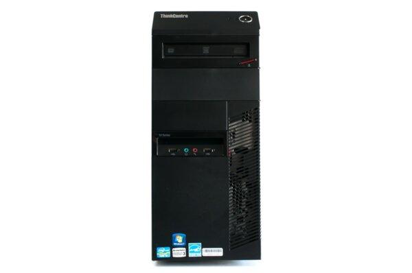 Настолен компютър Lenovo ThinkCentre M92p с AMD Radeon RX470 4GB GDDR5 256-bit/ i5-3470/ 8GB/ 500GB