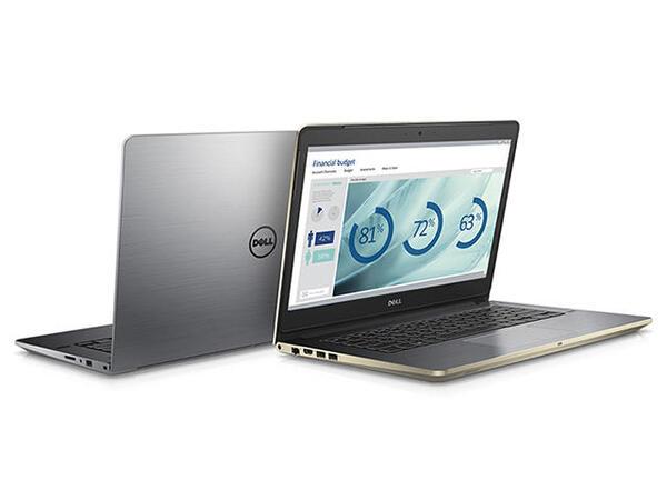 "Лаптоп DELL Vostro 15-3568 15.6""(1366x768)/i3-6006u/8GB DDR4/240GB SSD/CAM"