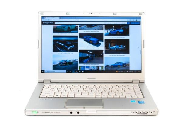 Лаптоп Panasonic Toughbook CF-LX3 i5-4310U/ 4GB/ 120GB mSATA SSD, st. A-