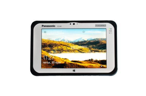 Panasonic ToughPad FZ-M1 с 2D баркод скенер