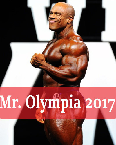 Mr. Olympia 2017 - СНИМКИ + Класиране