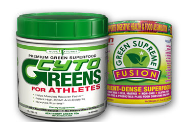 Зелени храни Изображение