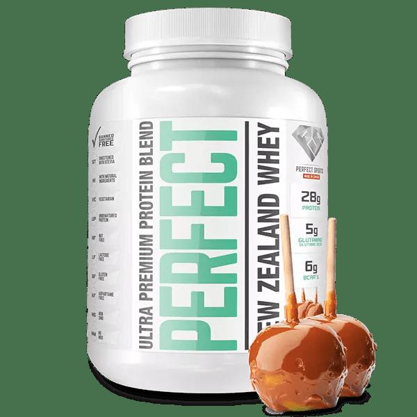 Суроватъчен Протеин Perfect Whey New Zealand Perfect Sport 2275 грама