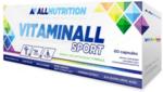 Комплексни Витамини за Спортисти Vitaminall Sport AllNutrition 60 капсули