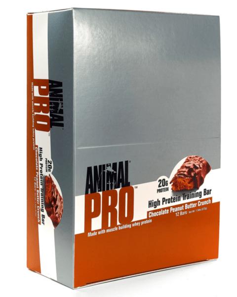 Протеинов Бар Pro Bar Animal 12 бара x 62 грама