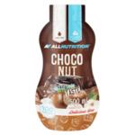Шоколад с Ядки Нискокалоричен Топинг Choco Nuts AllNutrition 500 ml