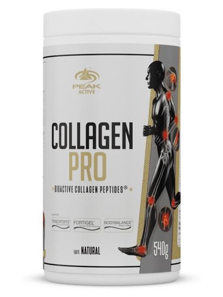 Хидролизиран Телешки Колаген на Прах с Пептиди Collagen Pro PEAK 540 грама