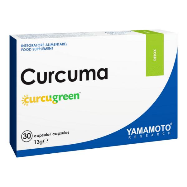 Куркума Curcuma YAMAMOTO 30 капсули