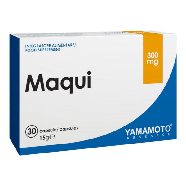 Маки Бери Maqui YAMAMOTO 30 капсули