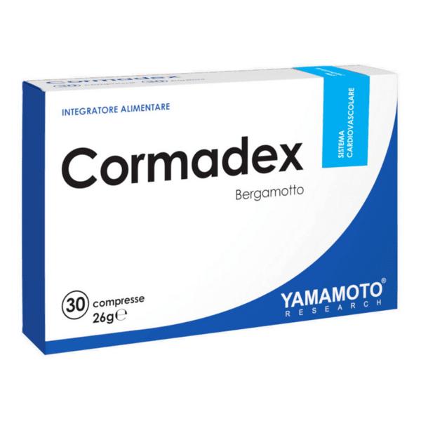 Бергамот Екстракт + CoQ10 Cormadex YAMAMOTO 30 таблетки