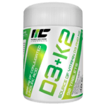 Витамини D3+K2 Muscle Care 90 таблетки
