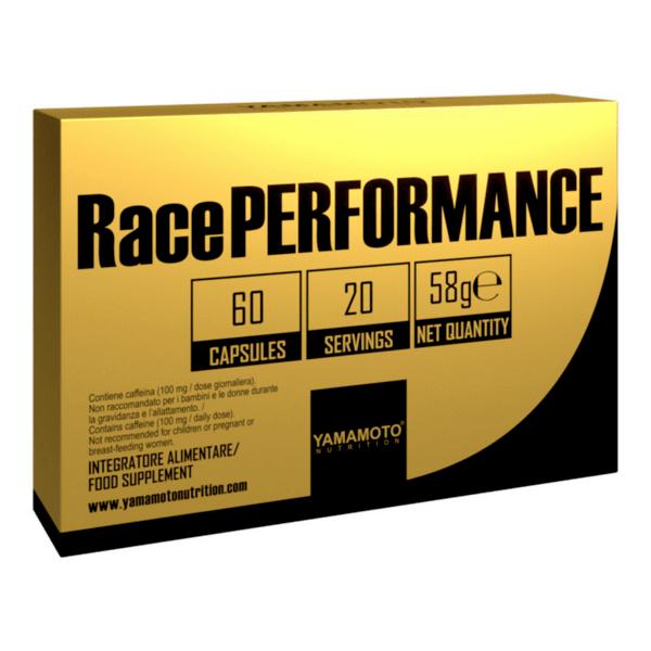Race PERFORMANCE YAMAMOTO 60 капсули 20 дози