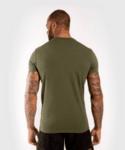 Тениска с Къс Ръкав Boxing VT T-Shirt VENUM Black/Gold-Copy