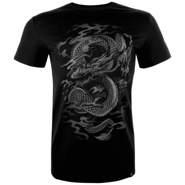 Тениска с Къс Ръкав Dragons T-Shirt VENUM Black/Black