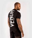 Тениска с Къс Ръкав Tecmo Giant T-Shirt Black/Grey-Copy
