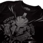 Тениска с Къс Ръкав Giant T-Shirt VENUM Matte/Black-Copy