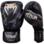 Боксови ръкавици Impact Boxing Gloves VENUM Gold/Black-Copy