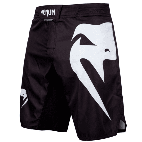 Шорти Light 3.0 Fightshorts VENUM Black/White