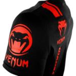 Тениска Logos T-Shirt VENUM Black/Black-Copy