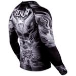 Рашгард с Дълги Ръкави Dragons Flight Long Sleeves Rashguard VENUM Black/Black-Copy