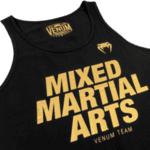 Мъжки Потник Boxing VT Tank Top VENUM Khaki/Black-Copy
