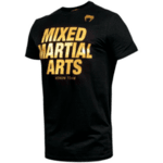 Тениска Logos T-Shirt VENUM Black/Red-Copy