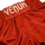 Муай Тай Шорти Muay Thai Shorts Classic VENUM Bordeaux/Gold