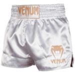 Муай Тай Шорти Muay Thai Shorts Classic VENUM Navy Blue/White-Copy