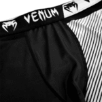 Тренировъчен клин Logos Compresssion Tights VENUM Black/White-Copy