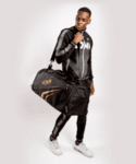 Тренировъчен сак Sparring Sport Bag VENUM Khaki/Camo-Copy