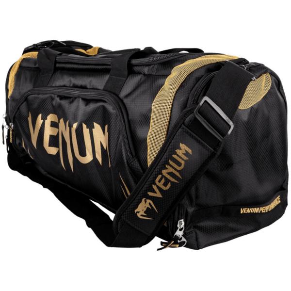 Тренировъчен сак Trainer Sports Bags Black/Gold
