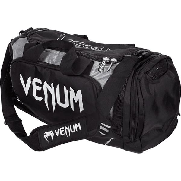 Тренировъчен сак Trainer Sports Bags Black/Grey