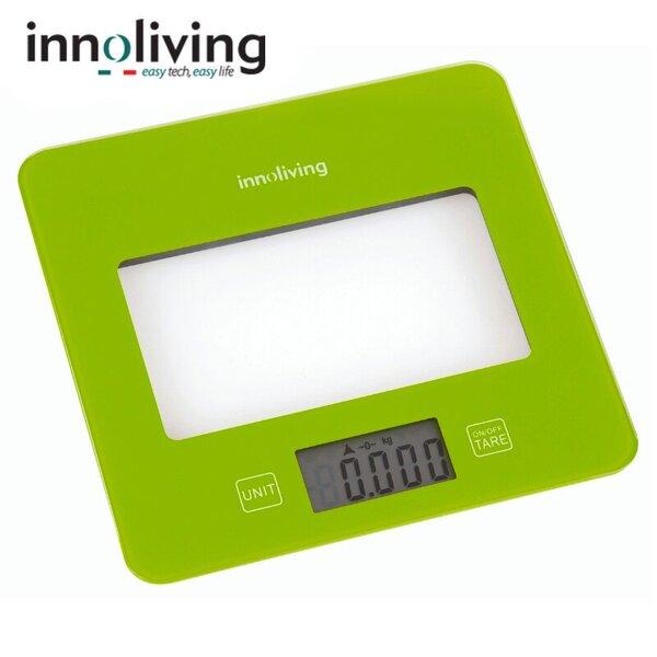 Електронна Кухненска Везна Зелена Innoliving