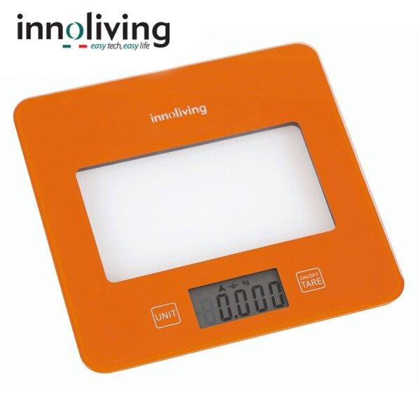 Електронна Кухненска Везна Оранжева Innoliving