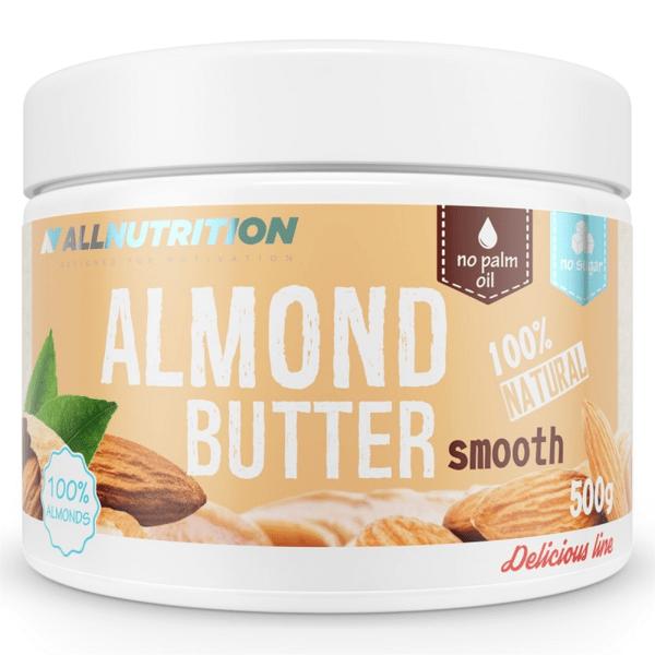 Бадемов Крем Almond Cream Smooth AllNutrition 500 грама