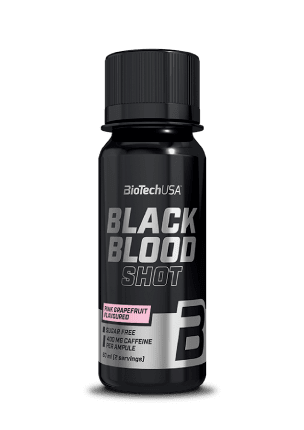 Black Blood Shot BioTech USA 1 шот x 60 ml