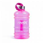Бутилка за Вода Amix Water Bottle 2,2 l Pink