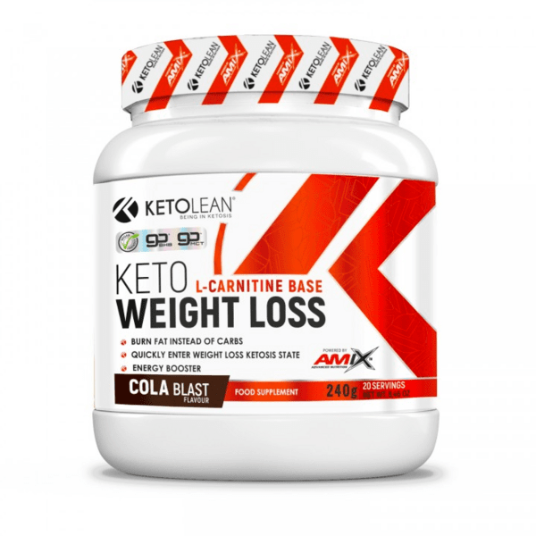 Weight Loss KetoLean® Amix 240 грама