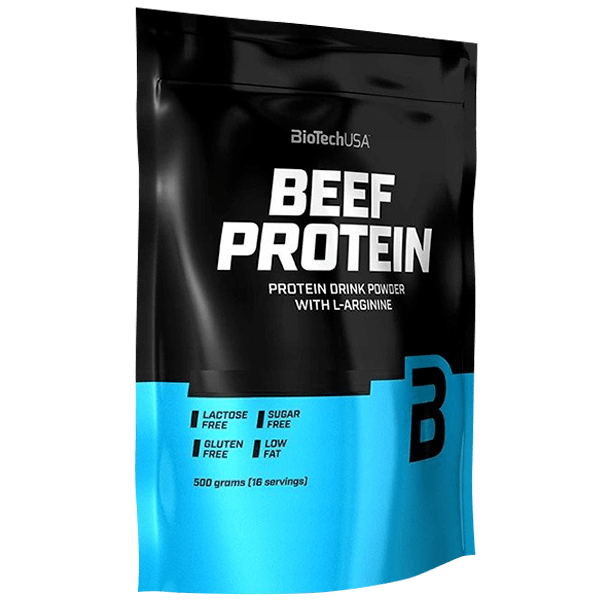 Телешки Протеин Beef Protein BioTech USA 500 грама