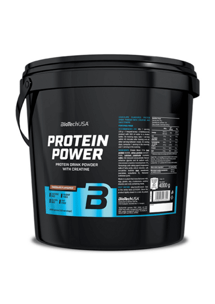 3 протеина в 1 Protein Power BioTech USA 4000 грама