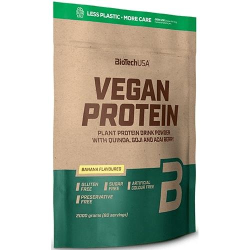 Растителен Протеин Vegan Protein BioTech USA 2000 грама