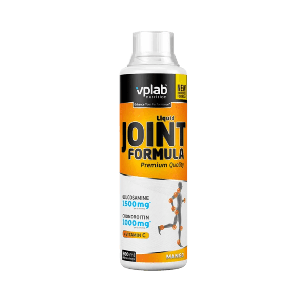 Глкозамин и Хондроитин Сулфат Liquid Joint Formula VPlab 500ml