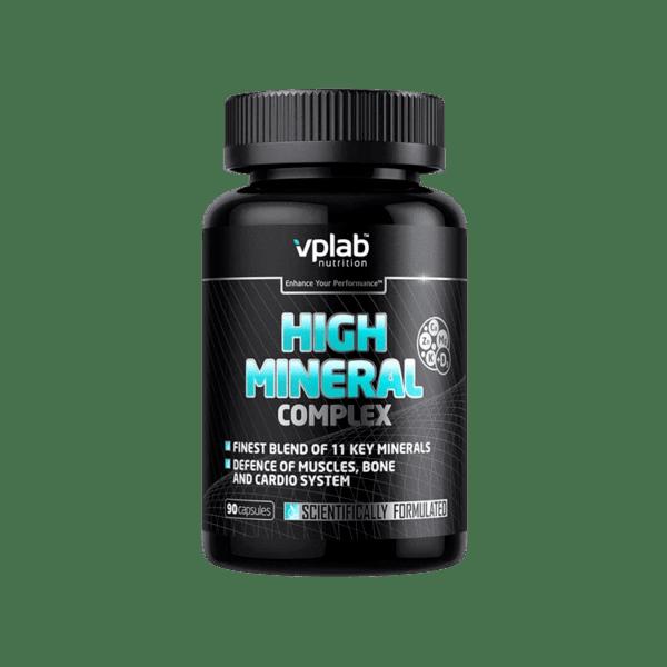 Минерален Комплекс High Mineral Complex VPlab 90 капсули