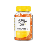 Витамин C UltraVitGummiesVitamin C VPlab 60 желирани дражета