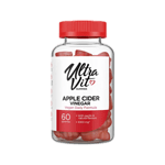Ябълков Оцет UltraVit Gummies Apple Cider VPlab 60 желирани дражета