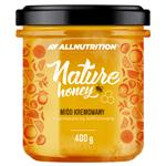 Натурален Мед със Сушени Малини Nature Honey with Raspberry AllNutrition 400 грама-Copy