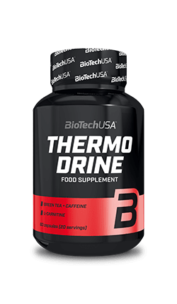 Фет Бърнър Thermo Drine BioTech USA 60 капсули