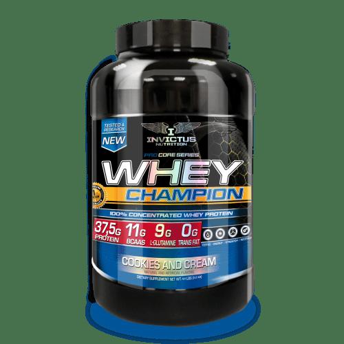Суроватъчен протеин Whey Champion Invictus Nutrition 2,2кг 80 дози